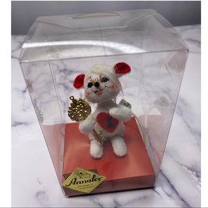 [Annalee] NIB Valentines Day Heart Mouse Figure